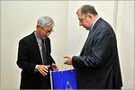 Встреча с членами Общества японо-российских связей. Открыть в новом окне [55 Kb]