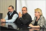 Встреча с представителями инфраструктурного проекта 'Межвузовский союз'. Открыть в новом окне [71 Kb]