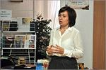 Людмила Докашенко, директор Японского информационного центра. Открыть в новом окне [57Kb]