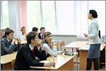 Лекторий волонтеров ОГУ в гимназии № 5. Открыть в новом окне [77 Kb]