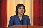 Жанна Ермакова, завкафедрой управления персоналом, сервиса и туризма. Открыть в новом окне [72 Kb]