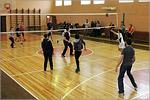 Дружеские состязания по волейболу. Открыть в новом окне [86 Kb]