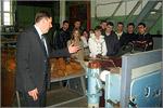 Экскурсия в Южно-Уральский филиал ООО 'Газпром энерго'. Открыть в новом окне [68 Kb]
