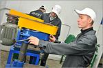 Лаборатория технологии производства и ремонта автомобилей. Открыть в новом окне [74 Kb]