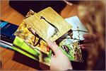 Открытки со снимками из серии 'Записки фотоохотника. Птицы' С.Жданова. Открыть в новом окне [76 Kb]