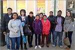 Встреча со студентами из Индии. Открыть в новом окне [93 Kb]
