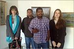 Встреча со студентами из Индии. Открыть в новом окне [77 Kb]
