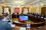 Координационное совещание главного федерального инспектора по Оренбургской области. Открыть в новом окне [78 Kb]