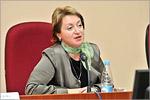 Ирина Солодилова, декан факультета филологии. Открыть в новом окне [50 Kb]