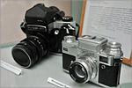 Выставка 'Фотоаппарат и время'. Открыть в новом окне [55 Kb]