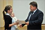 Открытие нового учебного года в МАГУ. Открыть в новом окне [51 Kb]