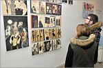 III оренбургская выставка 'Молодые художники'. Открыть в новом окне [87 Kb]