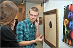 III оренбургская выставка 'Молодые художники'. Открыть в новом окне [80 Kb]