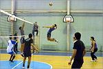 Новогодний турнир по волейболу. Открыть в новом окне [87 Kb]