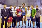 Новогодний турнир по волейболу. Открыть в новом окне [94 Kb]