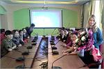 Специалисты ОГУ в Кызылординском госуниверситете. Открыть в новом окне [86 Kb]