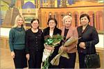 Специалисты ОГУ в Кызылординском госуниверситете. Открыть в новом окне [95 Kb]