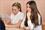 Встречи со старшеклассниками школ Оренбурга. Открыть в новом окне [67 Kb]