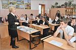 Встречи со старшеклассниками школ Оренбурга. Открыть в новом окне [96 Kb]