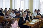 Встречи со старшеклассниками школ Оренбурга. Открыть в новом окне [75 Kb]