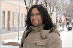Марио Саласар, преподаватель из Коста-Рики. Открыть в новом окне [92 Kb]