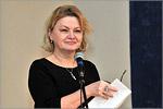 Татьяна Носова, проректор по СВР. Открыть в новом окне [45 Kb]