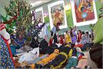 Волонтеры МАГУ в Гамалеевском детском доме. Открыть в новом окне [95Kb]