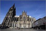 Германия, Кёльнский собор. Открыть в новом окне [78 Kb]