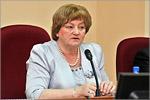 Татьяна Петухова, проректор по учебно-методической работе. Открыть в новом окне [73Kb]