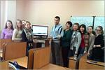 Заседание студенческого научного общества любителей фонетики. Открыть в новом окне [83 Kb]
