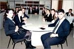 Встреча с будущими студентами на кафедре РФМПФЯ. Открыть в новом окне [78 Kb]