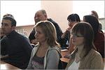 Встреча студентов с фотокорреспондентом Олегом Рукавицыным. Открыть в новом окне [57 Kb]