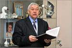 Александр Швечков, директор музея истории ОГУ. Открыть в новом окне [84 Kb]