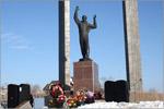 Памятник Ю.А. Гагарину. Открыть в новом окне [53 Kb]