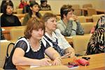 Региональный семинар учителей и преподавателей французского языка. Открыть в новом окне [82 Kb]