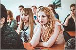 Встреча студентов-журналистов с Андреем Федосовым. Открыть в новом окне [66 Kb]