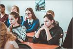 Встреча студентов-журналистов с Андреем Федосовым. Открыть в новом окне [65 Kb]