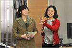 Гости из Японии в ОГУ. Открыть в новом окне [78 Kb]