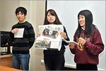 Гости из Японии в ОГУ. Открыть в новом окне [65 Kb]