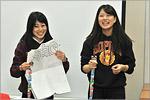 Гости из Японии в ОГУ. Открыть в новом окне [59 Kb]