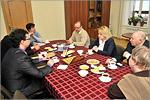 Встреча с Дмитрием Грачевым, представителем Межвузовского союза. Открыть в новом окне [97 Kb]
