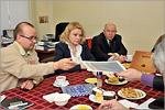 Встреча с Дмитрием Грачевым, представителем Межвузовского союза. Открыть в новом окне [86 Kb]