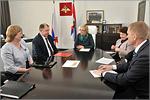 OSU Representatives in Orenburg Presidential Cadet School. Open in new window [68Kb]