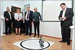Представители ОГУ в Оренбургском Президентском кадетском училище. Открыть в новом окне [64 Kb]