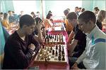Соревнования по шахматам. Открыть в новом окне [75 Kb]