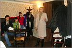 Экскурсия студентов в кафе 'Буфет'. Открыть в новом окне [84Kb]