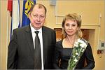 Владимир Ковалевский и Елена Мищенко. Открыть в новом окне [78 Kb]