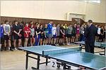 Соревнования по настольному теннису. Открыть в новом окне [84Kb]