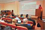 Выступление Дарьи Ширковой, студентки ЮФ. Открыть в новом окне [78 Kb]