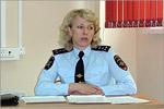 Капитан полиции Елена Ковальчук. Открыть в новом окне [68 Kb]